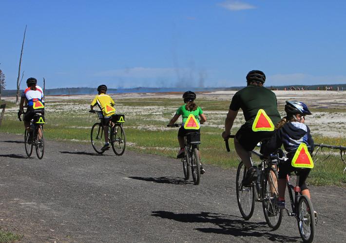 grupo ciclistas