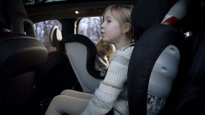 Sillas infantiles Volvo