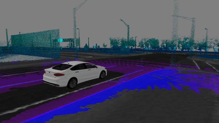 Ford autonomo