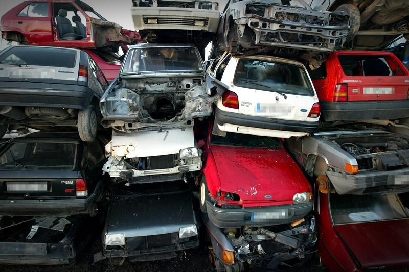 achatarramiento de coches