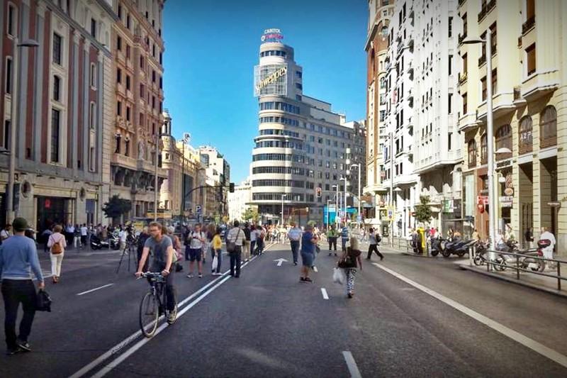 Tráfico en las ciudades destinado a desaparecer