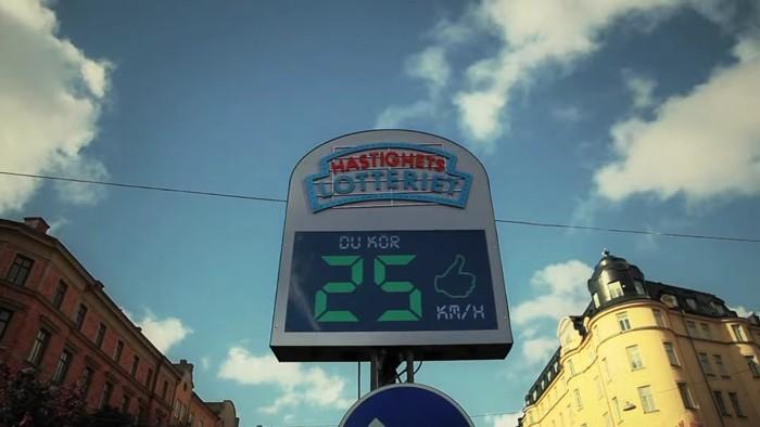 traffic lottery