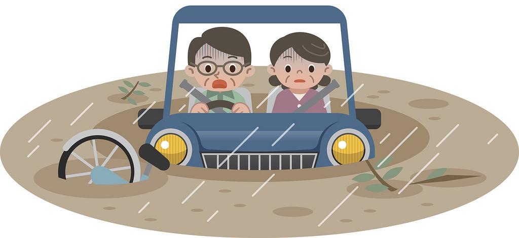 4 consejos para salir de un coche que se hunde - Circula Seguro