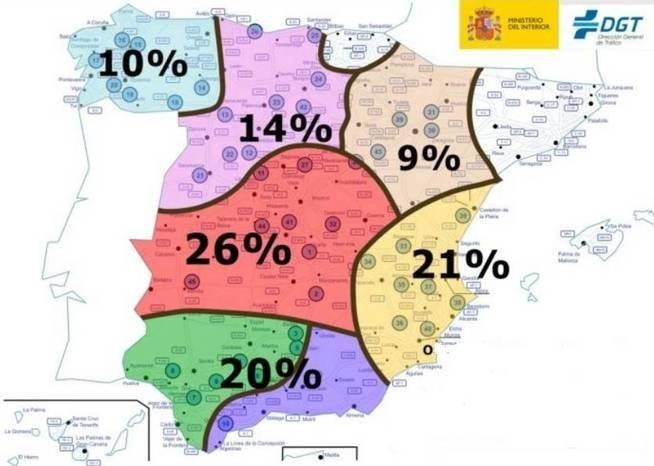 mapa mayores traficos