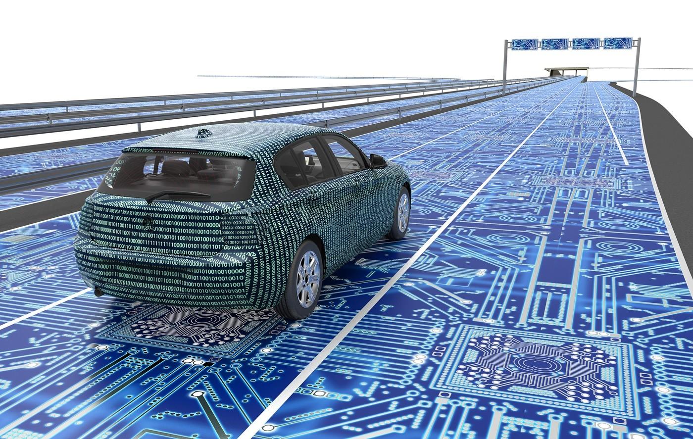 coche digital