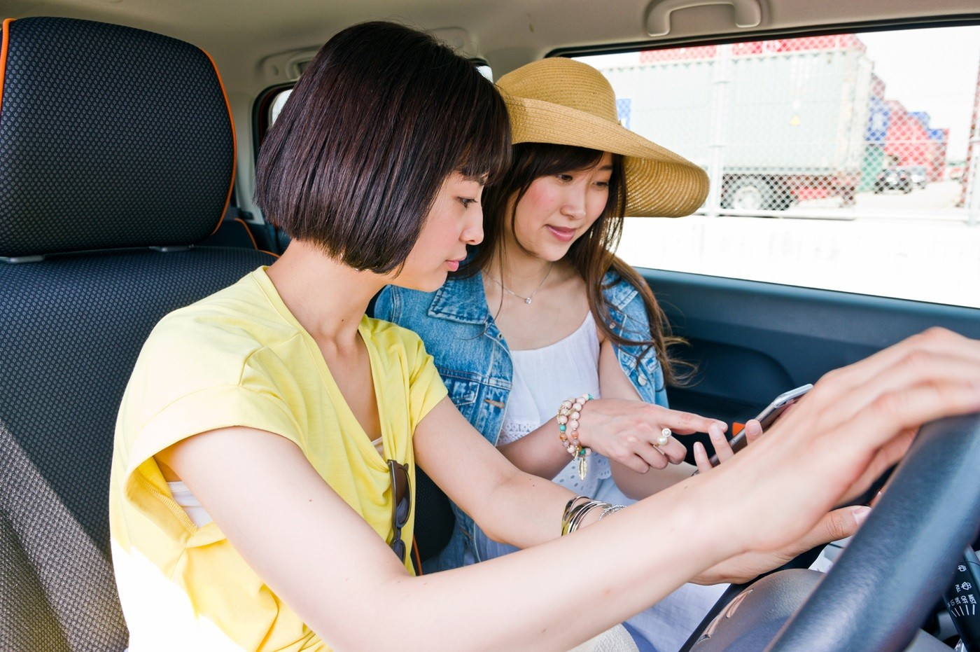carsharing chicas movil