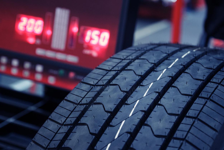 test ruedas