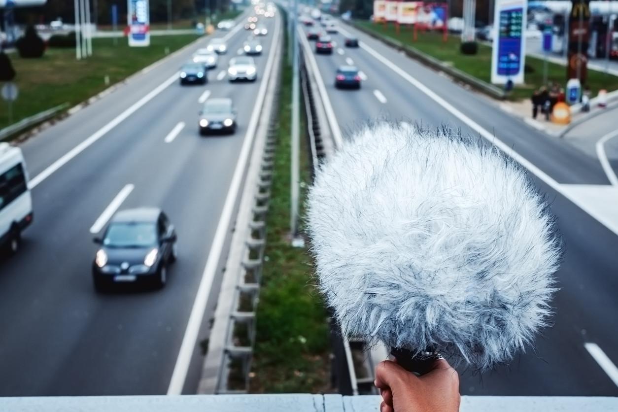 Midiendo la contaminación acústica
