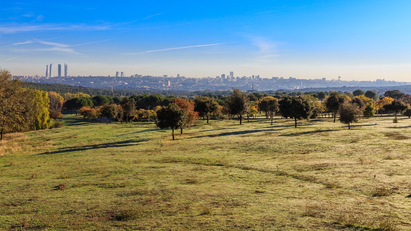 Madrid, una de las ciudades afectadas por el próximo Plan Aire