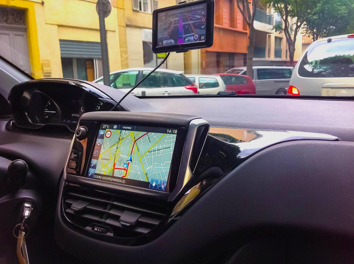 Segunda fase, la comunicación integrada en el vehículo