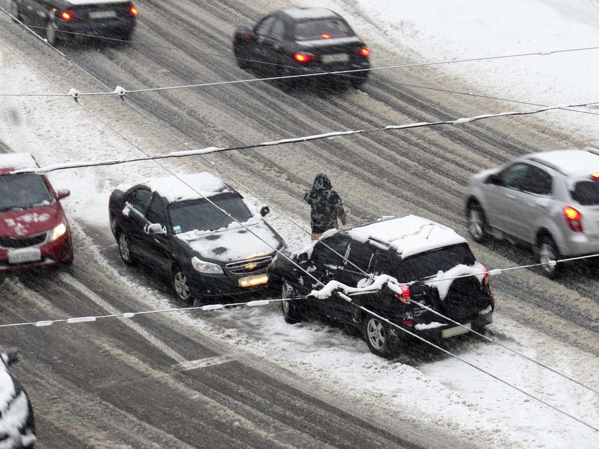 accidente carretera helada