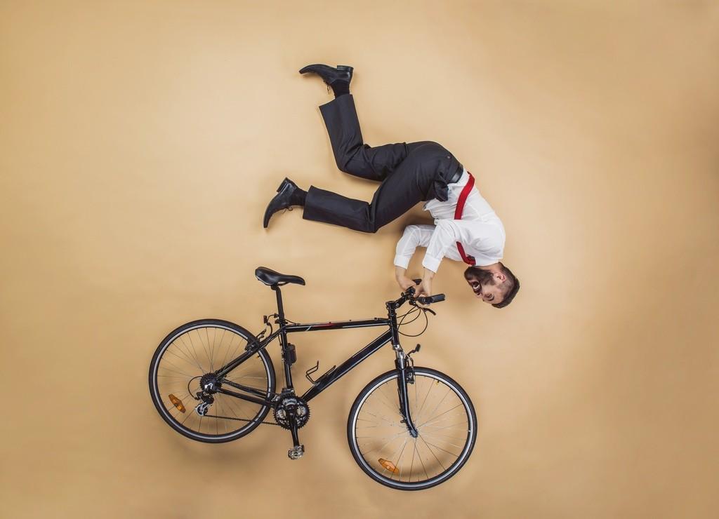 ciclista ciclismo urbano seguridad vial