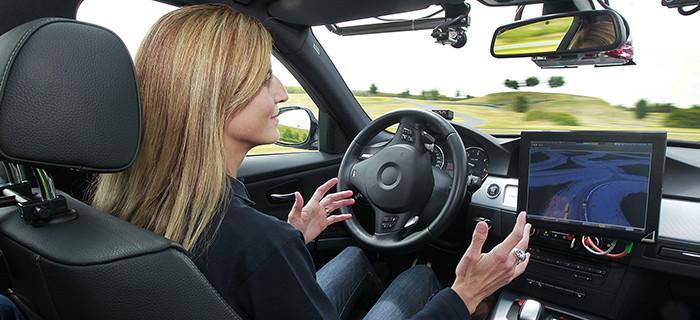 conduccion autonoma