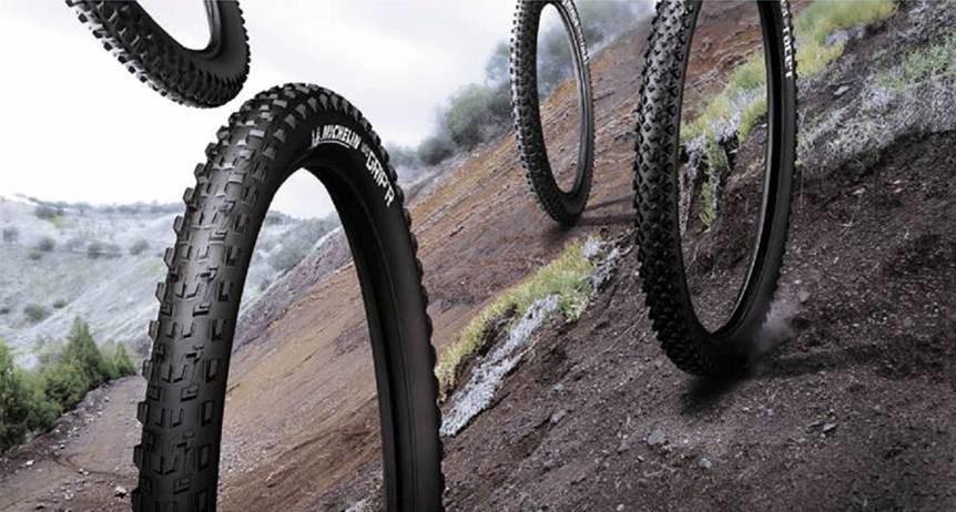 Neumáticos para MTB