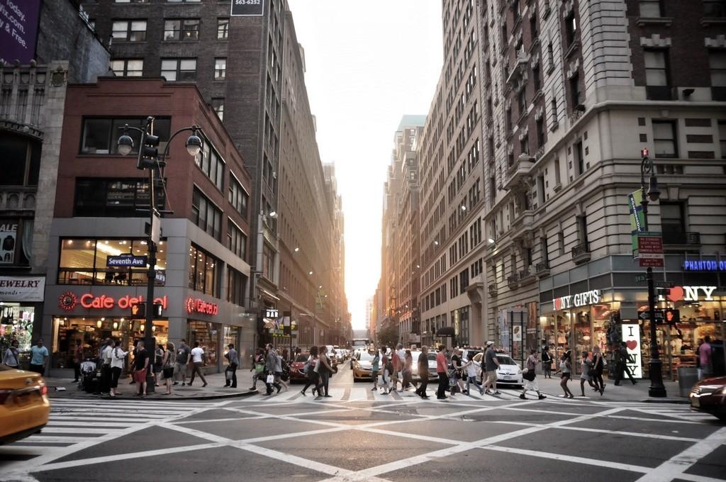 tráfico Nueva York