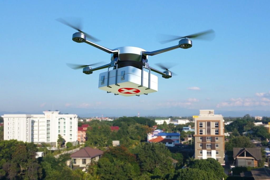 Drones en carretera