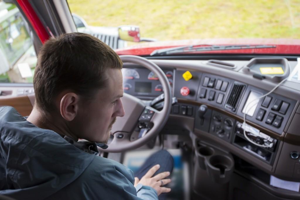 Conductor de camión