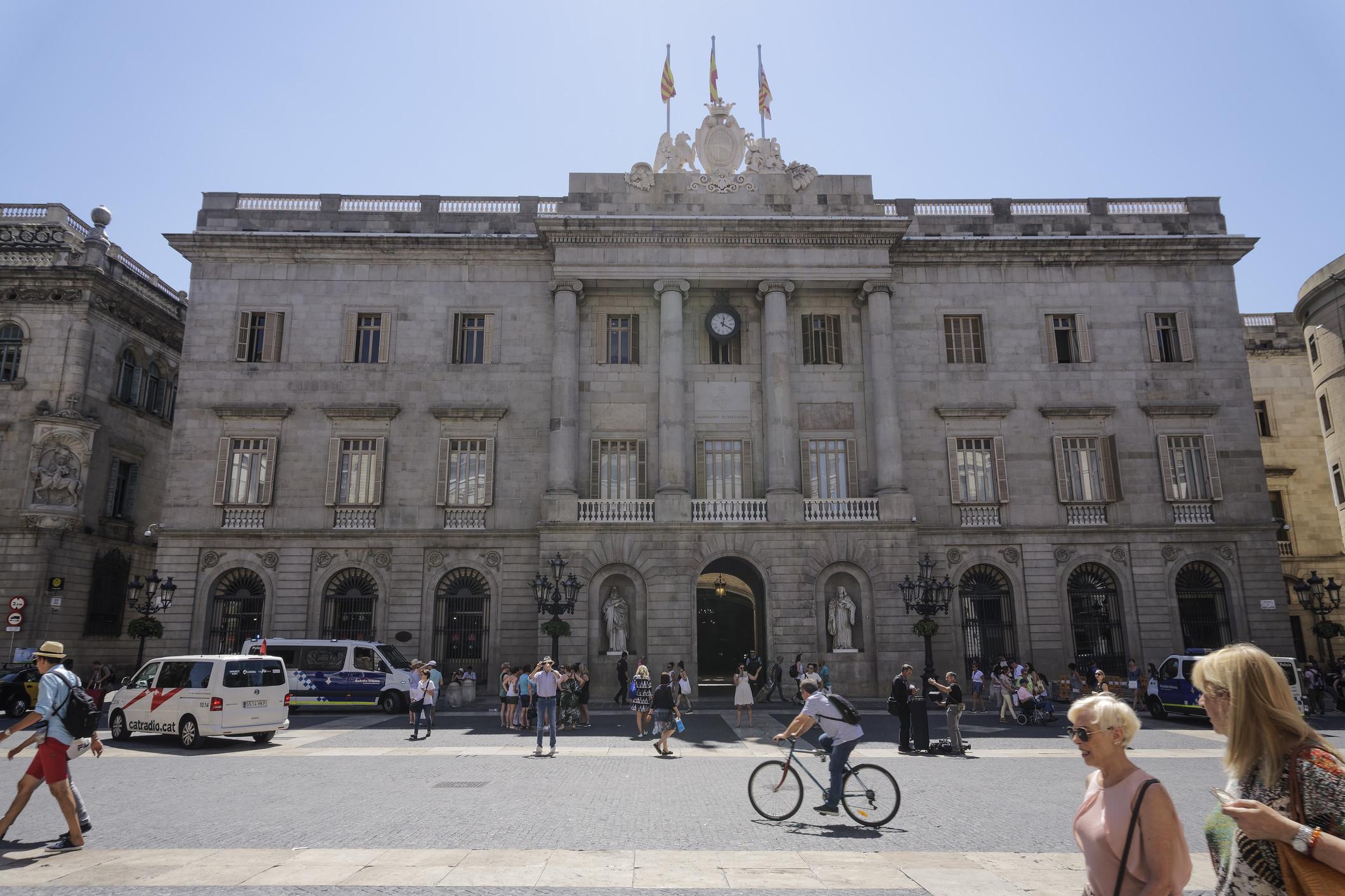 movilidad barcelona