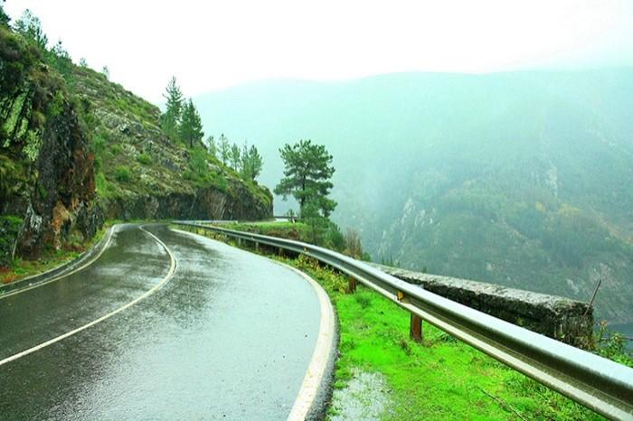 conducir lluvia