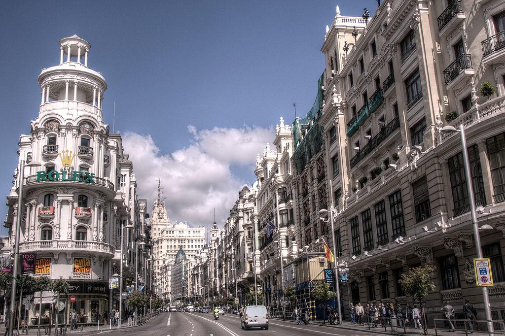 Ordenanza de Movilidad de Madrid
