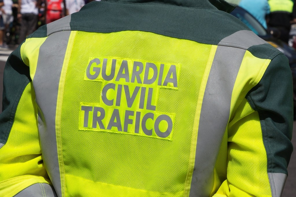 neumaticos guardia civil