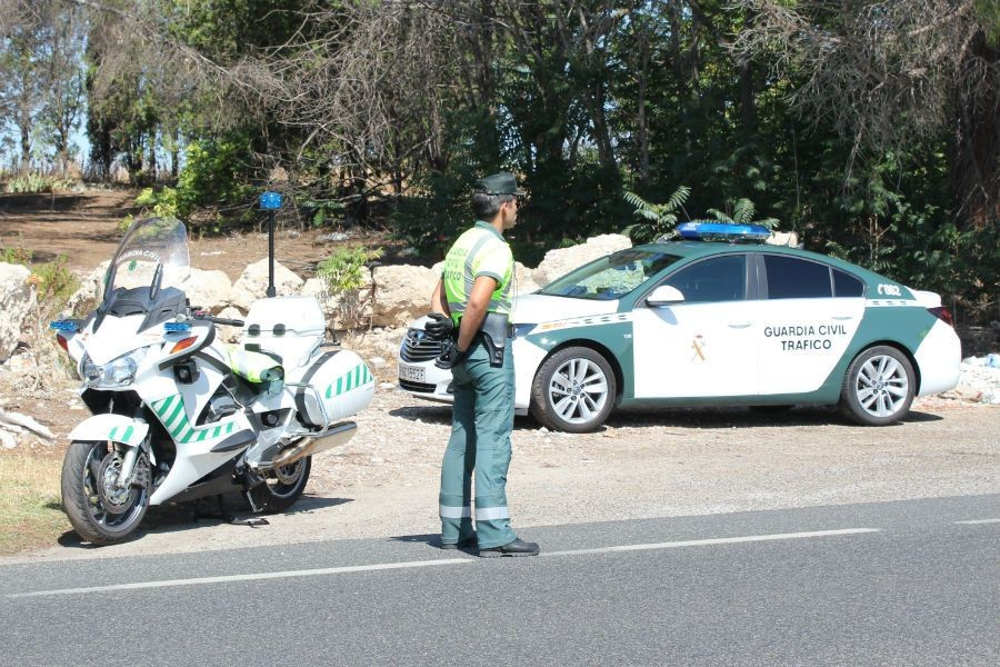 guardia civil dgt michelin