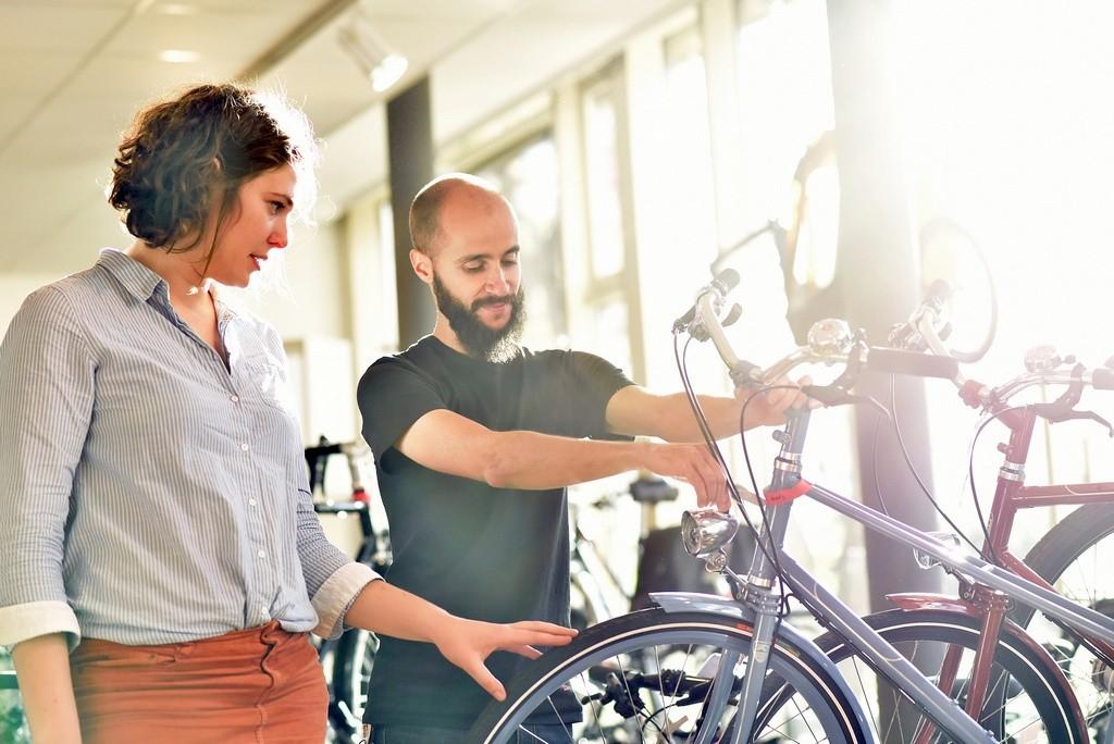 Comprar una bicicleta de segunda mano