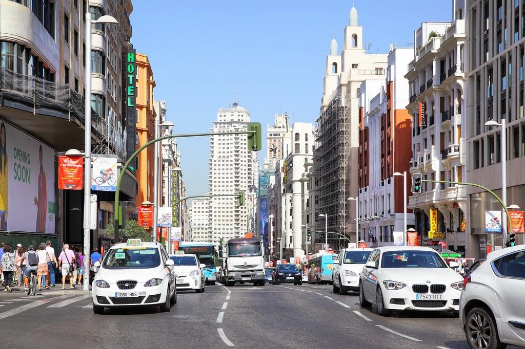 contaminacion seguridad vial