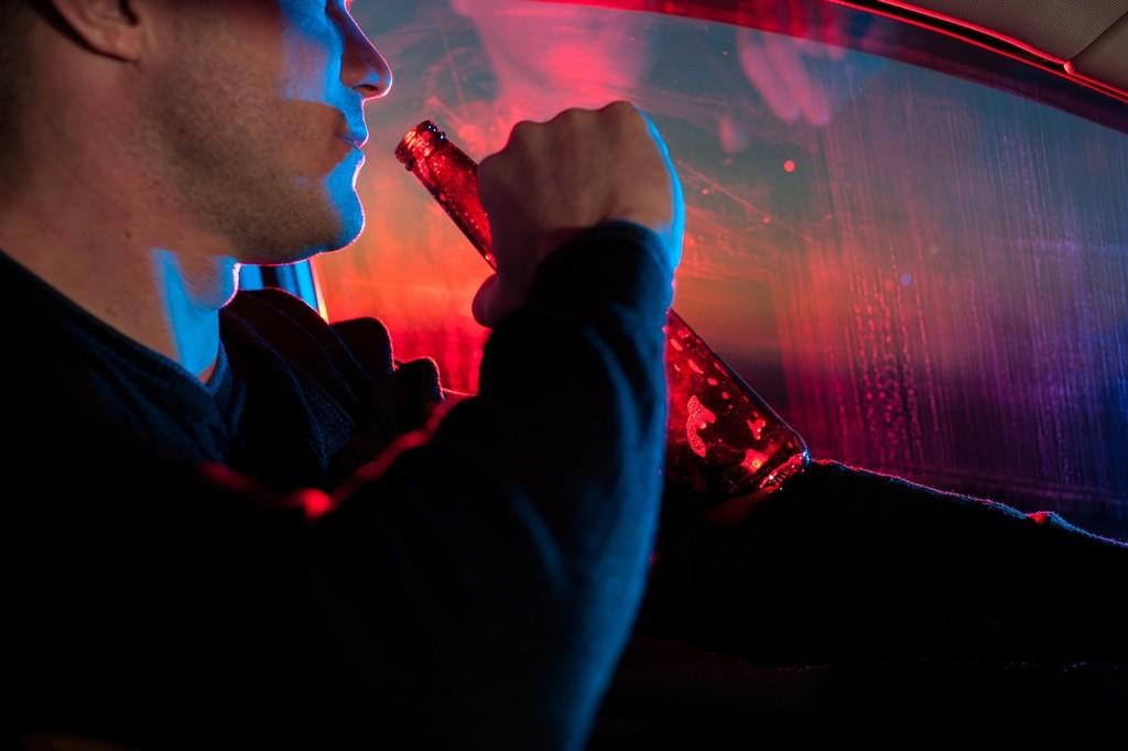 Conducir bajo efectos de alcohol