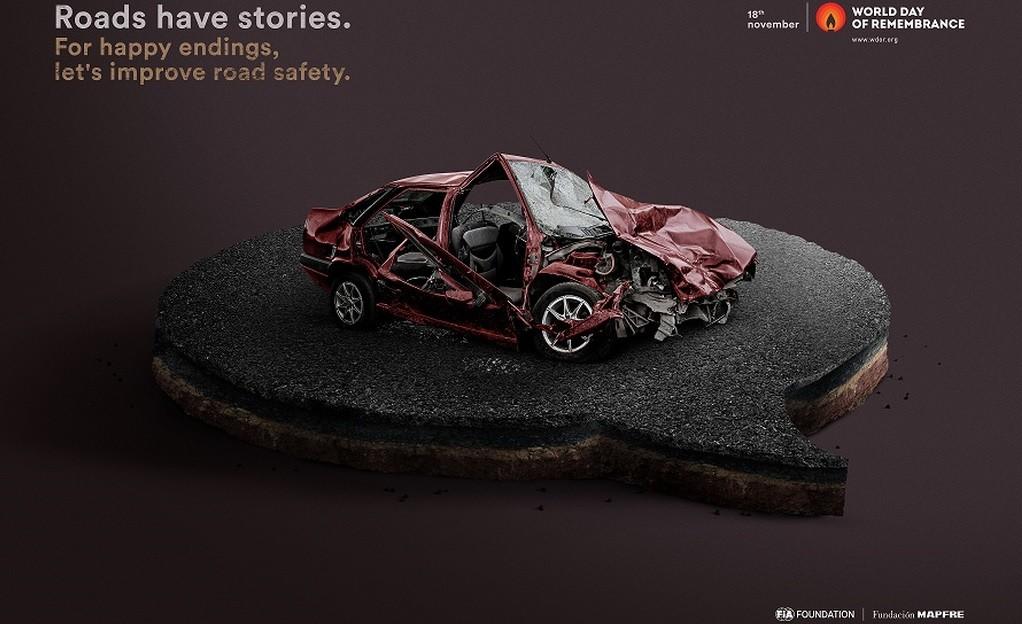 Día Mundial de Víctimas de tráfico