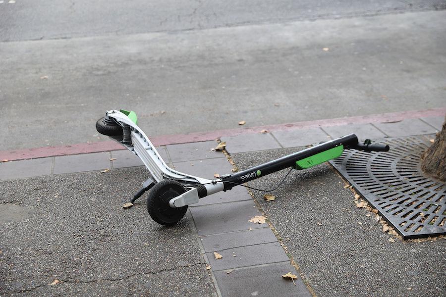 circula con patin electrico