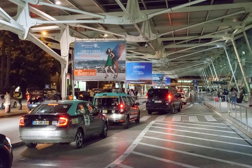 llegar al aeropuerto