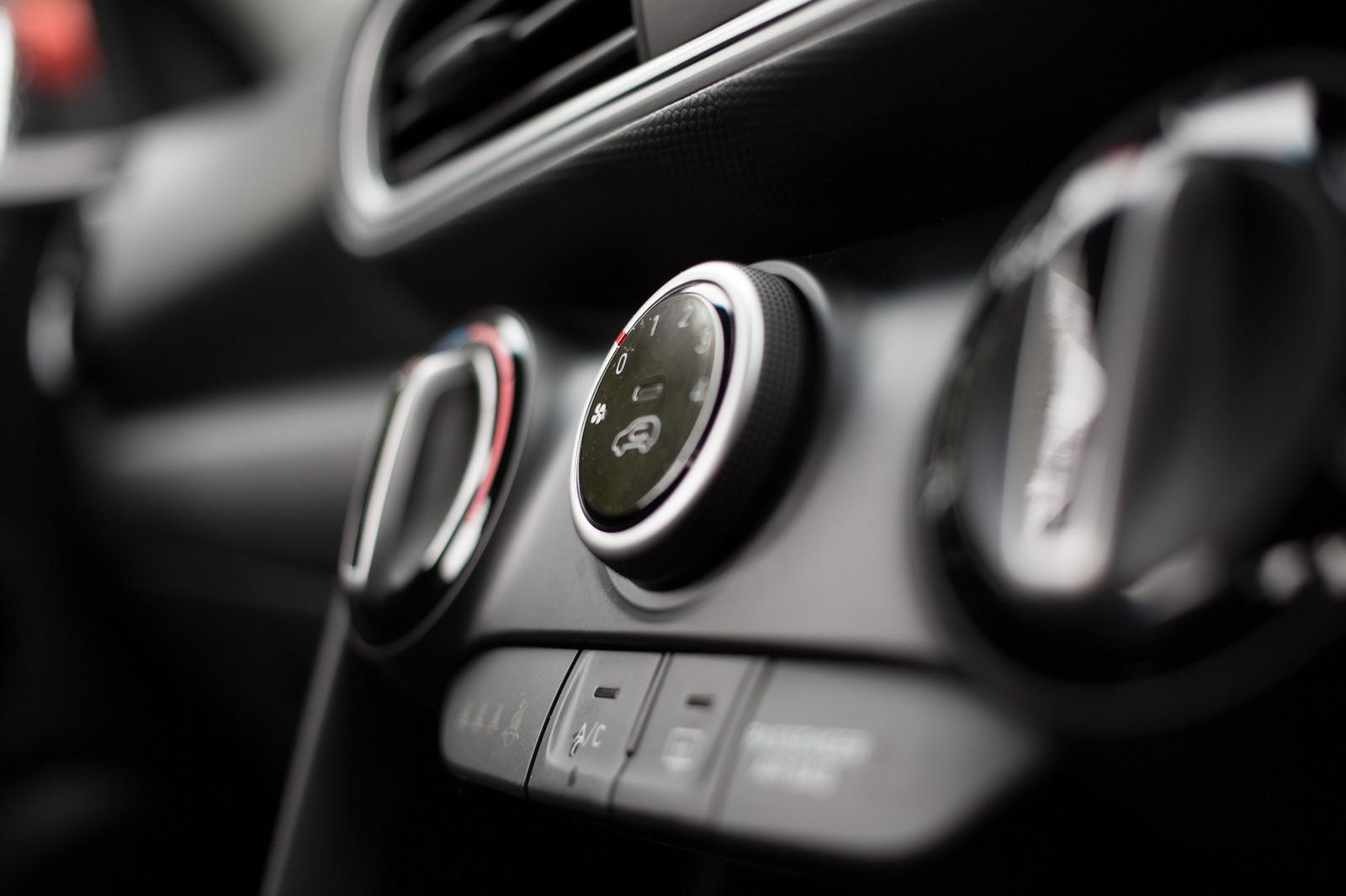 Calefacción del coche
