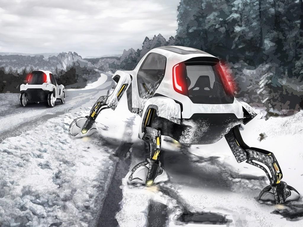 Hyundai Elevate en CES
