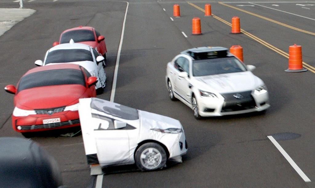 coche autonomo seguridad vial