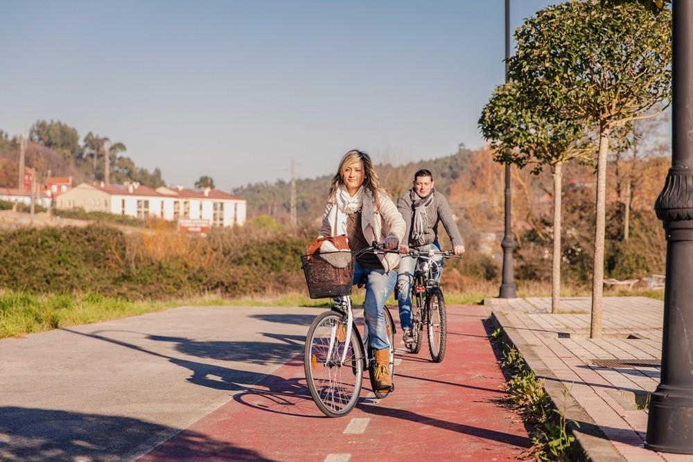 uso bicicleta espana