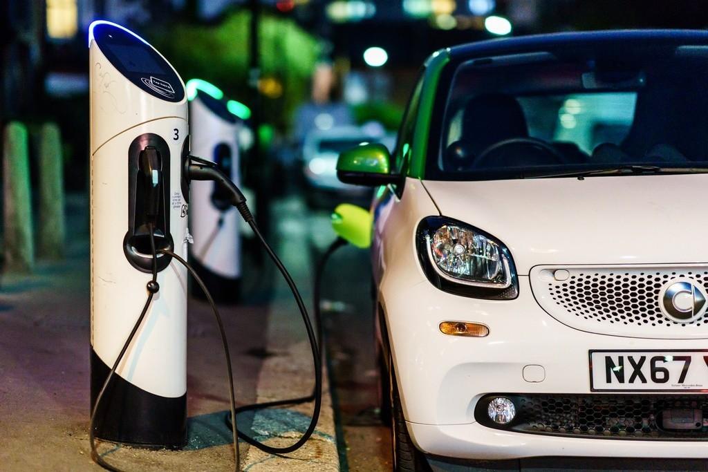 Matricular un coche electrico