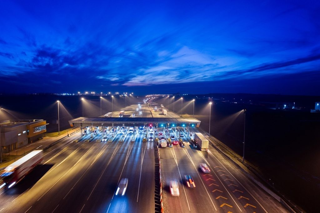 trafico autopistas de peaje
