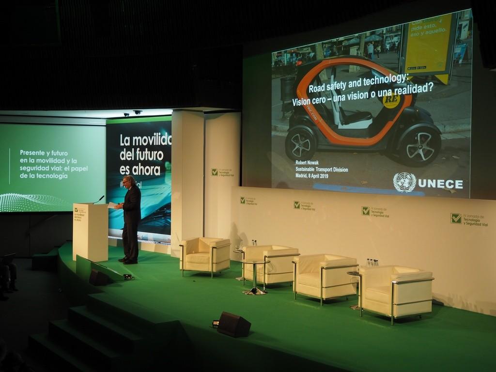 Jornadas de Tecnología y Seguridad Vial