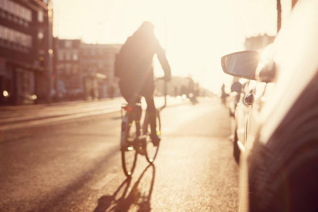 Visibilidad del ciclista