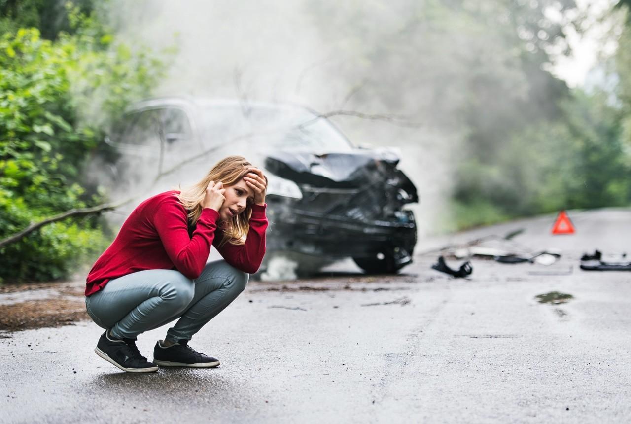 Peatones víctimas mortales por atropello en carretera