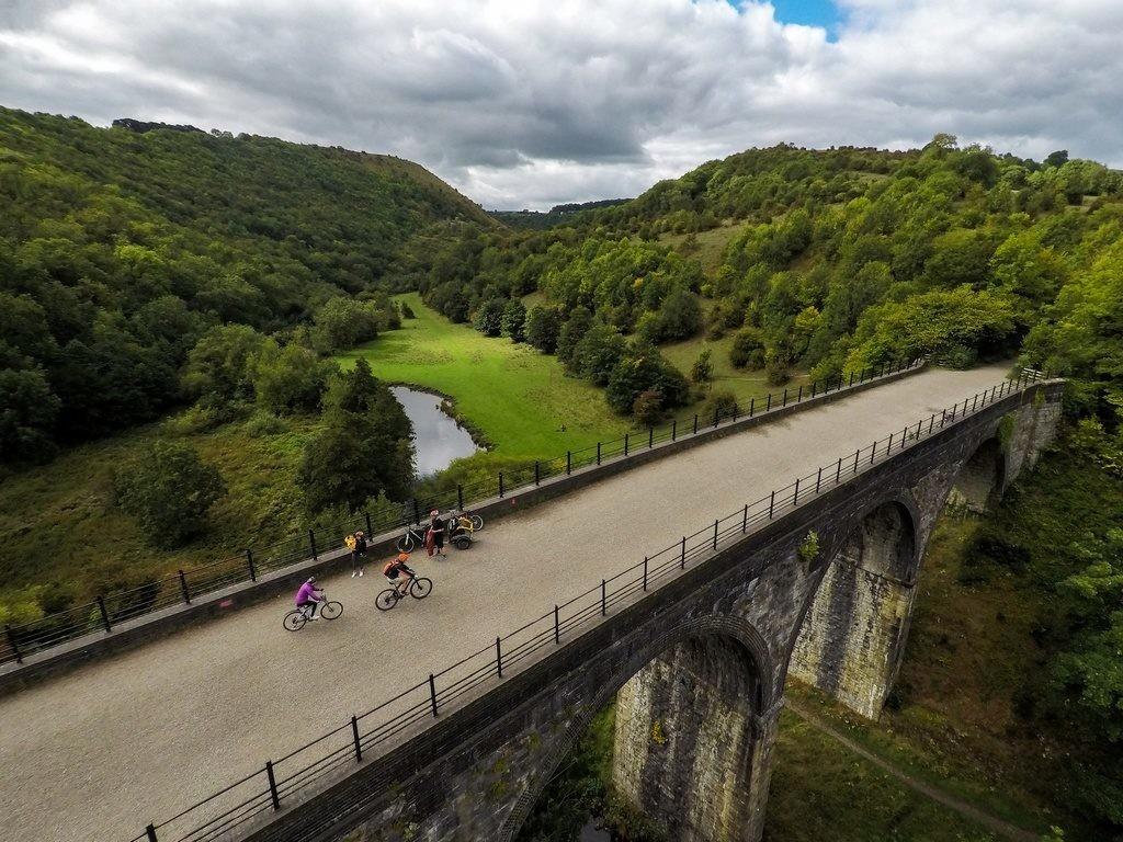 Drones proteccion ciclistas