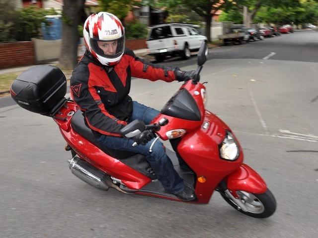 moto permiso