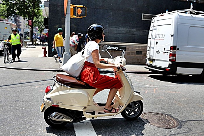 permiso conducir moto