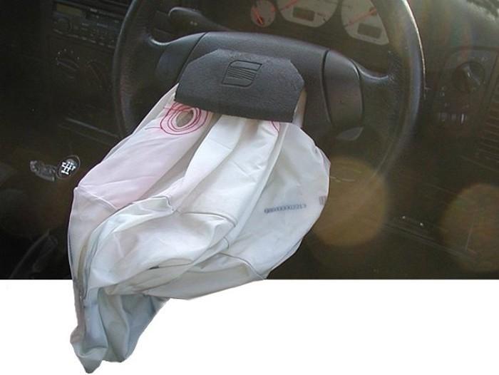 O airbag do SEAT Ibiza