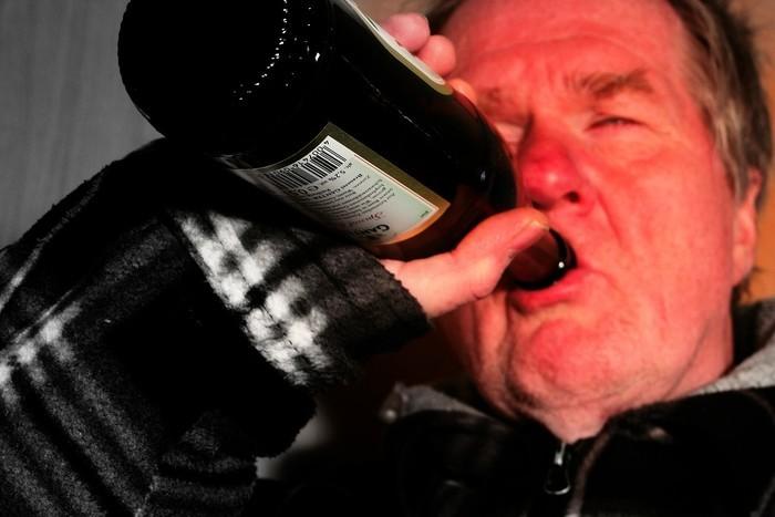 o álcool e a condução