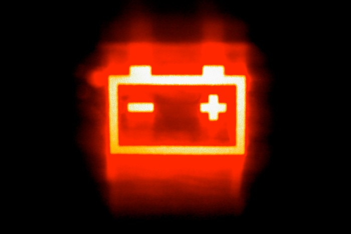 Bateria do automóvel