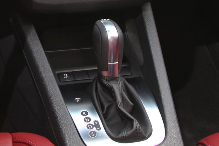 Conduzir um carro automático