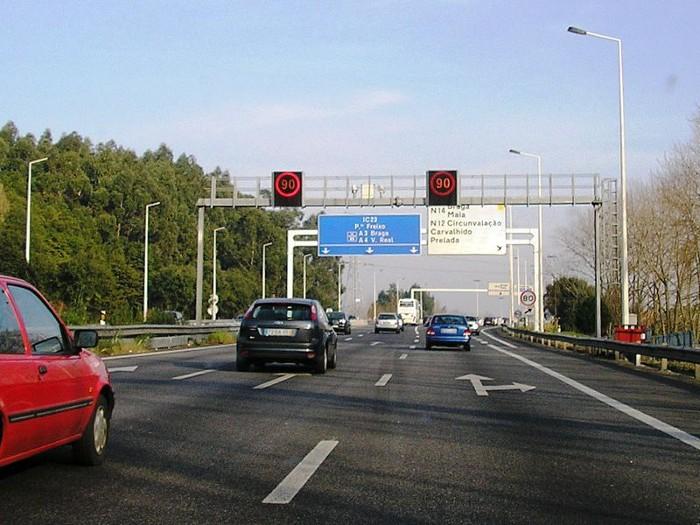 Circulação em Auto-estrada