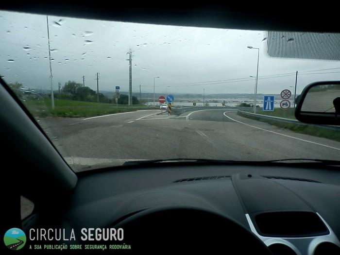 Auto-estradas, os pontos negros